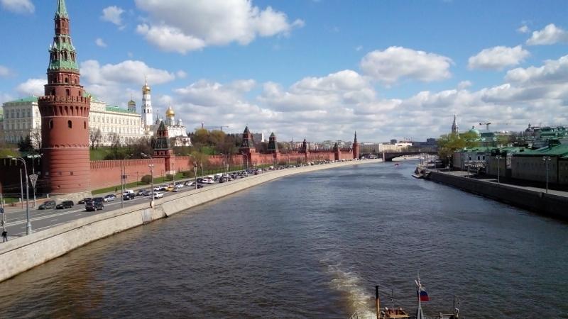Het Kremlin! Foto: Ruud Boon