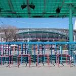 Groundhoppen in moskou! Alweer een stadion!