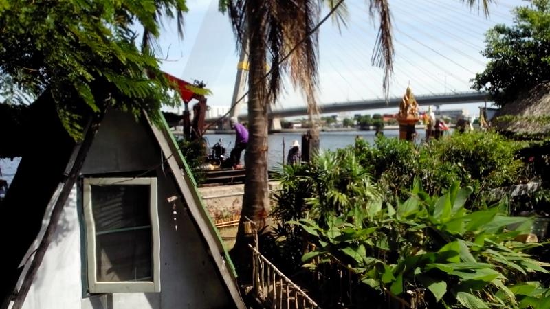 Mijn hostel in Bangkok!