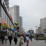 Contrast in Moskou!