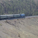 De Transmongolië Trein!