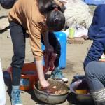 Ingewanden in Mongolië!