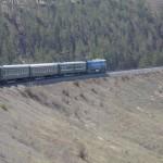 trein mongolie rusland