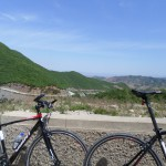 Uitzicht, natuur, fietsen!