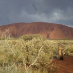 Uluru of Ayers rock?