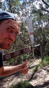32 km in 2 dagen! Ik en de natuur!