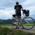 Ruud Boon fietsen in Thailand!